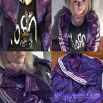 JD Korn adidas jacket by SelineToolate