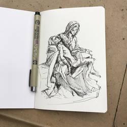 Piet (Michelangelo) by SelineToolate