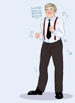dance on, butler boy