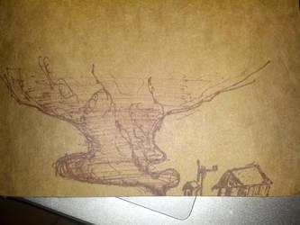 My Little Idea Book: Front - Tornado (flash) by norahaura