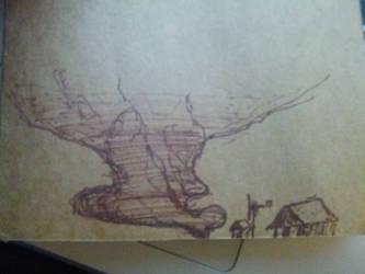My Little Idea Book: Front - Tornado (noflash) by norahaura
