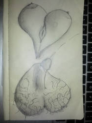 My Little Idea Book - Pairing 03 by norahaura
