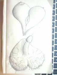 My Little Idea Book - Pairing 05 by norahaura