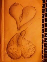 My Little Idea Book - Pairing 07 by norahaura
