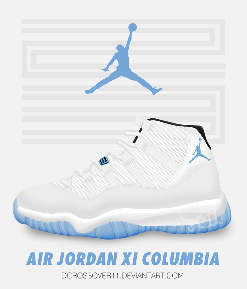 Air Jordan 11 Fonds D'écran Colombie