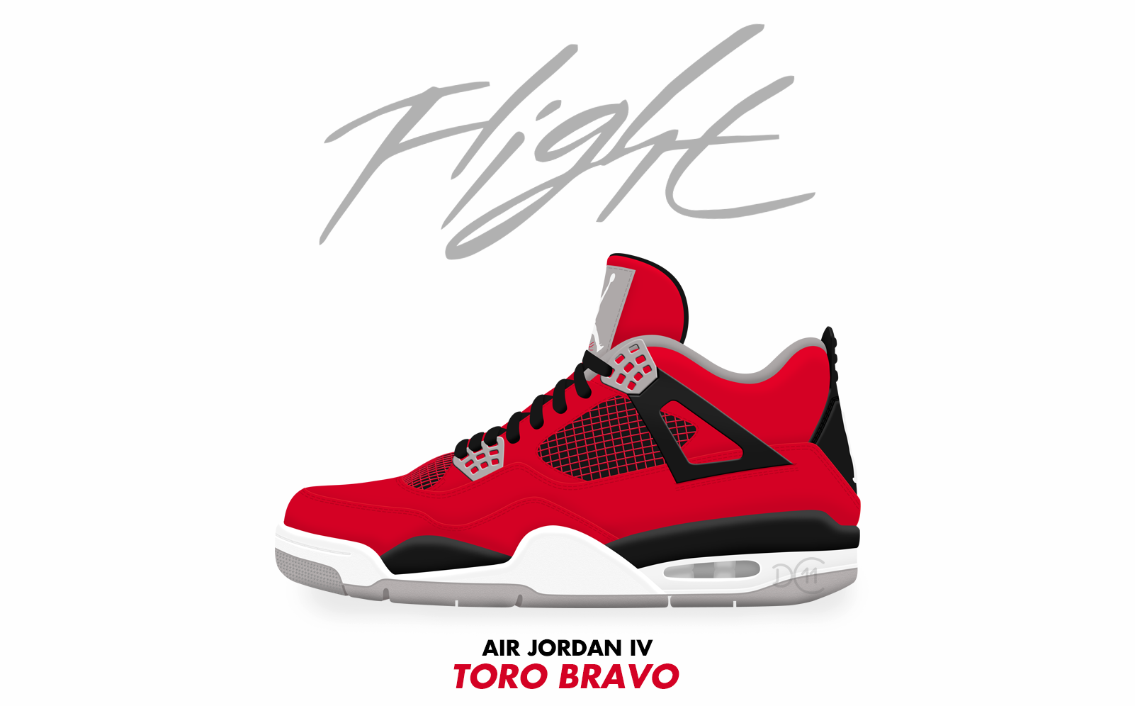 info for d825f bf6a2 Air Jordan IV 'Toro Bravo' by DCrossover11 on DeviantArt