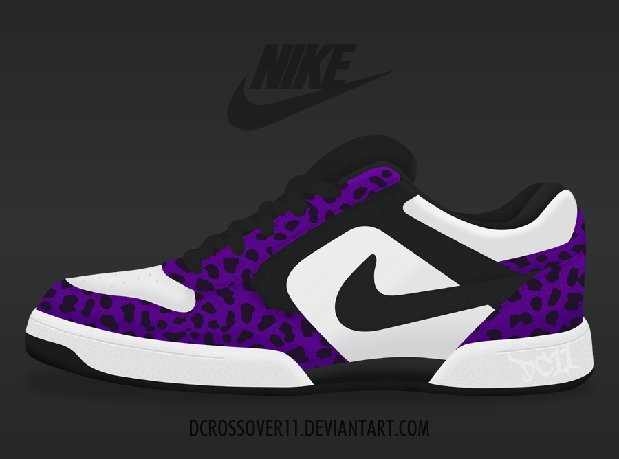 Feudo Poder estoy sediento  Nike Renzo - Purple Flintstones by DCrossover11 on DeviantArt