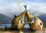 Twin Pears House