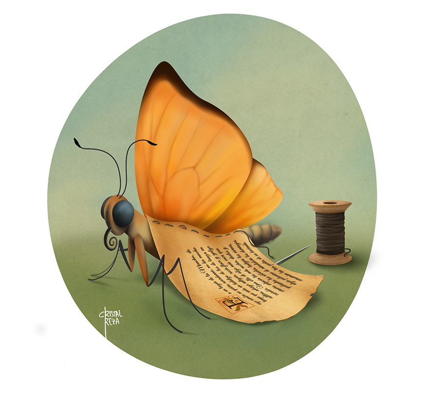 Butterfly by cristalreza