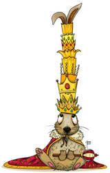 The King by cristalreza