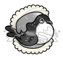 Penguin Cookie Sandwich by cookiedove-database