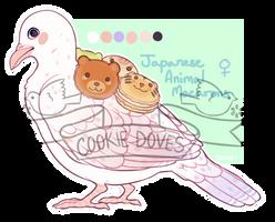Japanese Animal Macarons