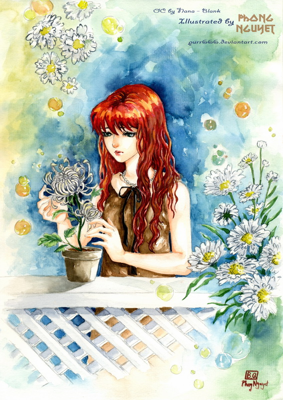 .::Chrysanthemums::. by 69XuXu69