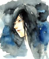 Watercolour Sketch by 69XuXu69