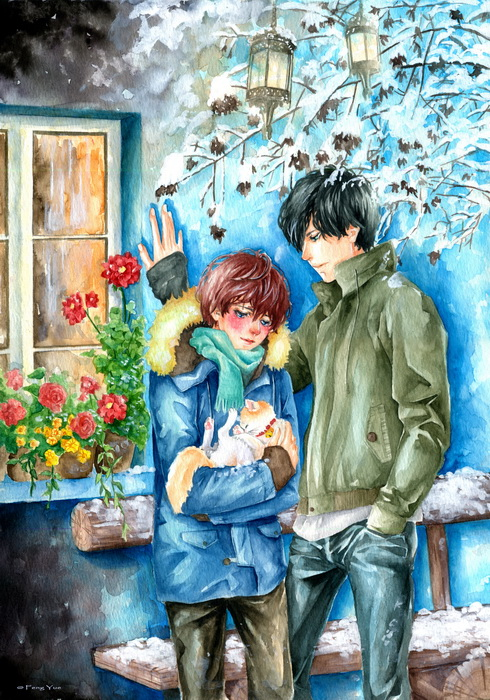 Winter Love by 69XuXu69
