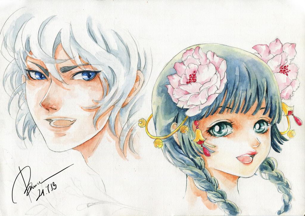 Doodles 2 by 69XuXu69