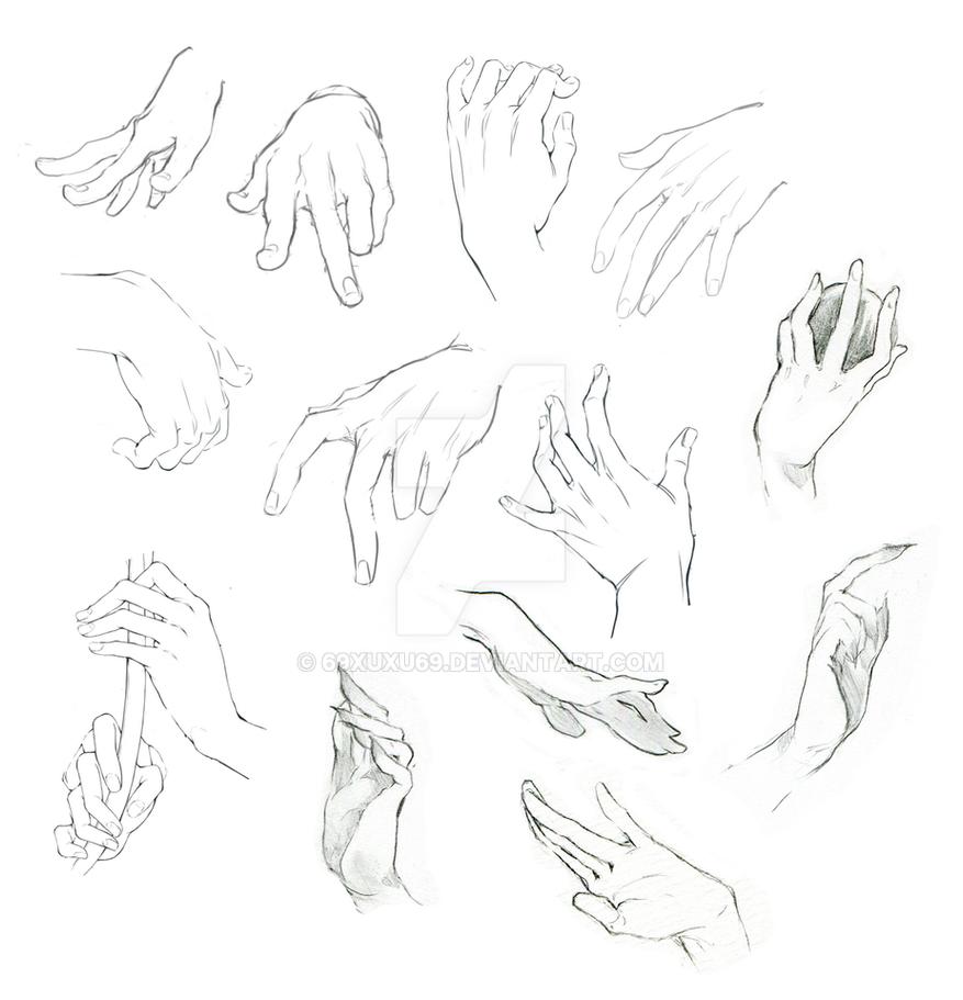 hands part1 by 69XuXu69