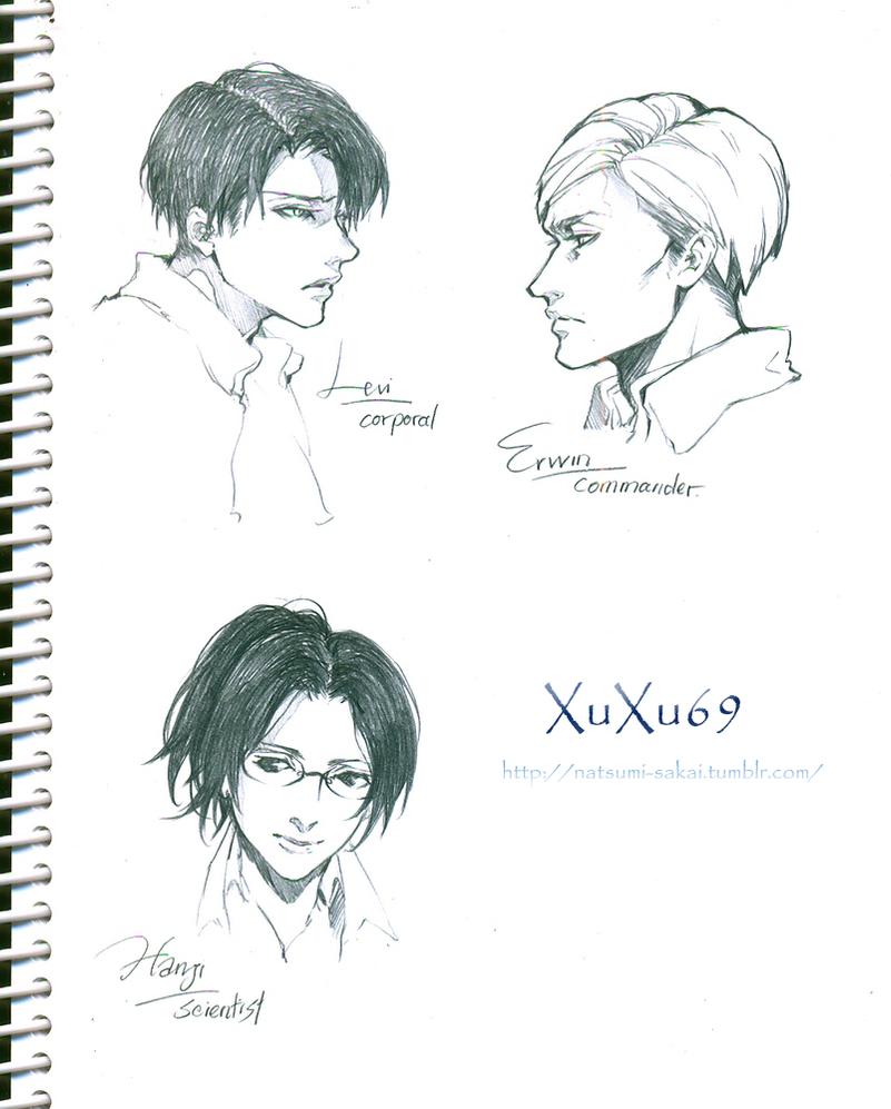 doodles by 69XuXu69