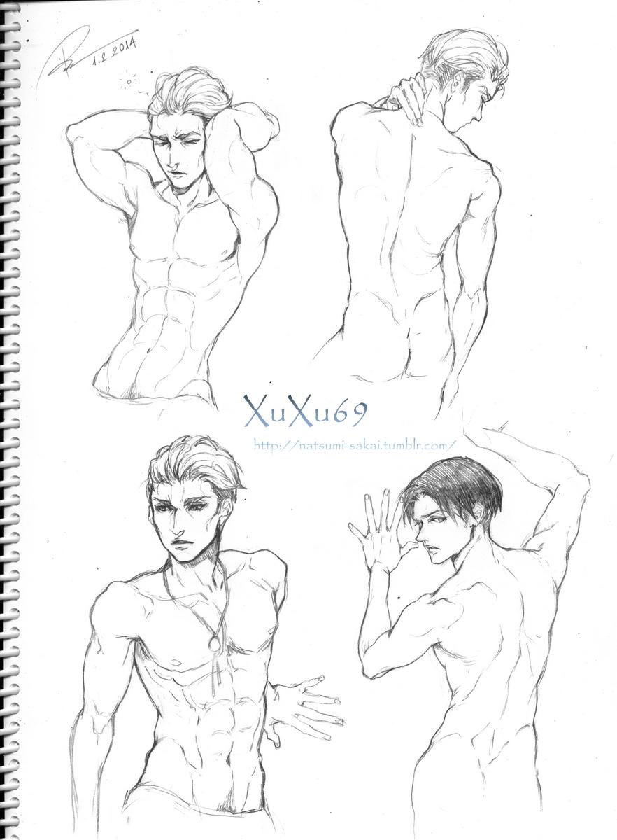 doodles1 by 69XuXu69