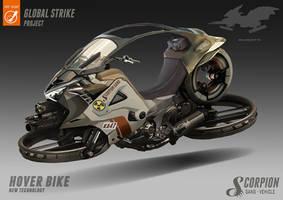 Hoverbike by 69XuXu69
