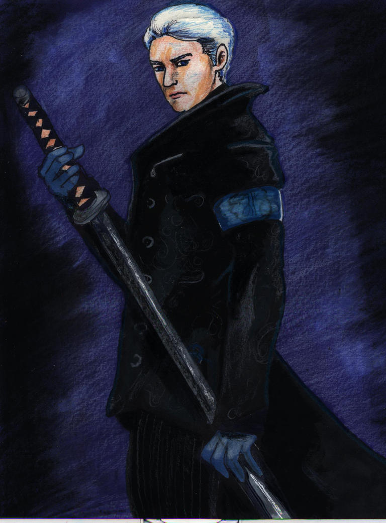 A Son of Sparda by Bliss-Whitely