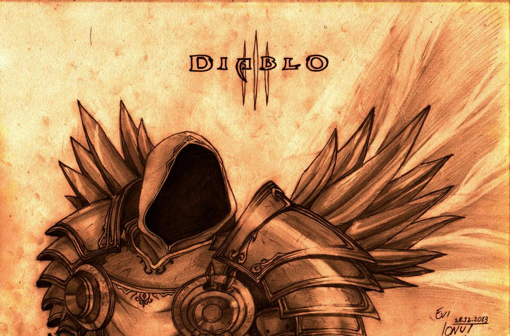 Diablo III by NitroRed