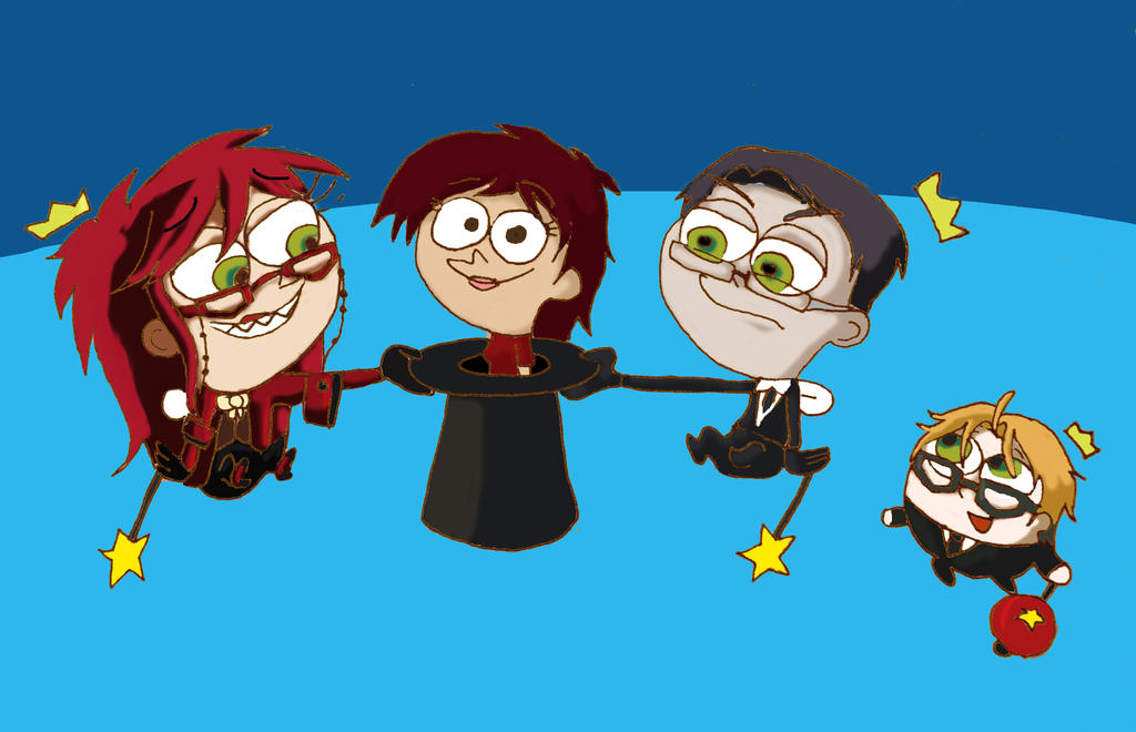 Odd Reapers,Fairly odd Reapers! by NitroRed