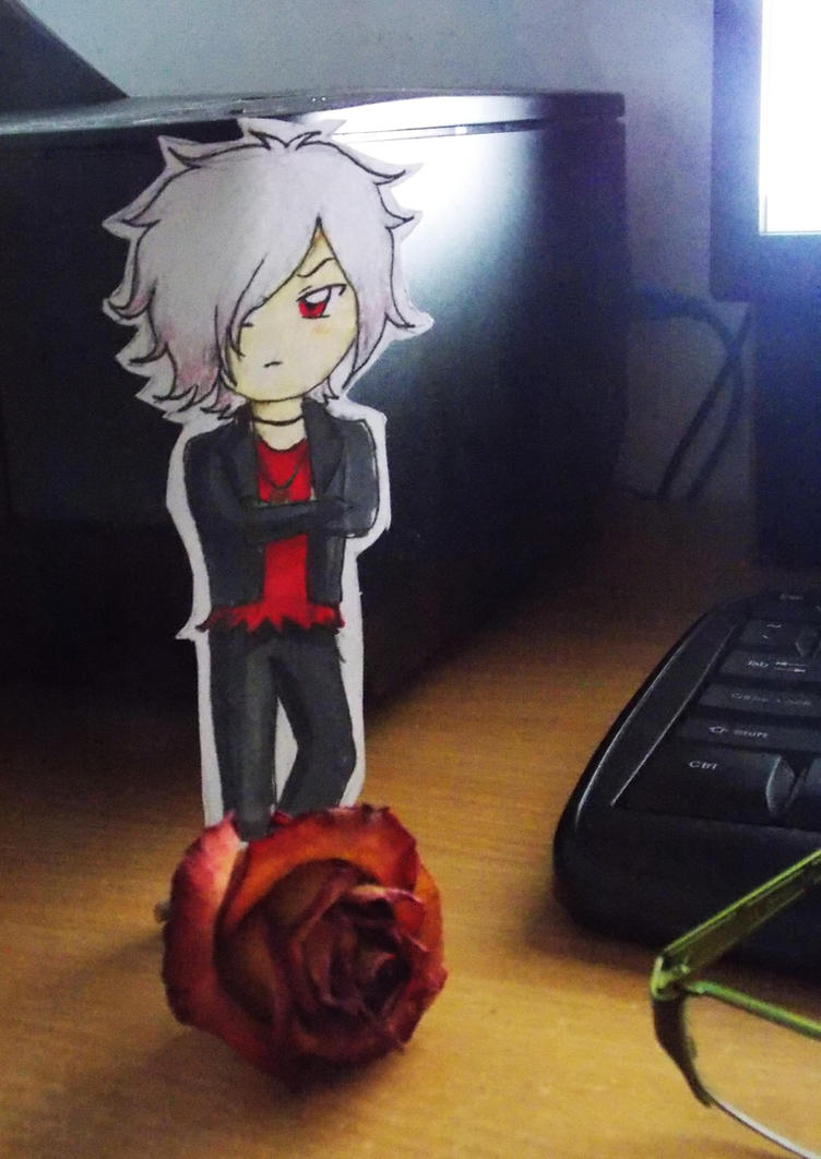 Rose for you...baka by NitroRed