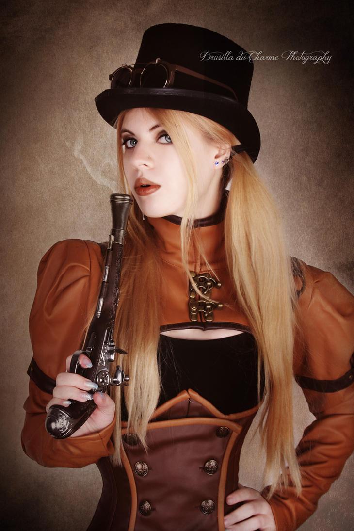 Steampunk 01 by Drusilla-du-Charme