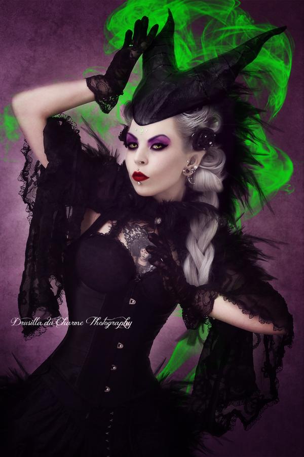 Maleficent by Drusilla-du-Charme