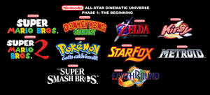 Nintendo All-Star Cinematic Universe Phase 1