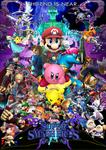 Super Smash Bros. Subspace War Poster