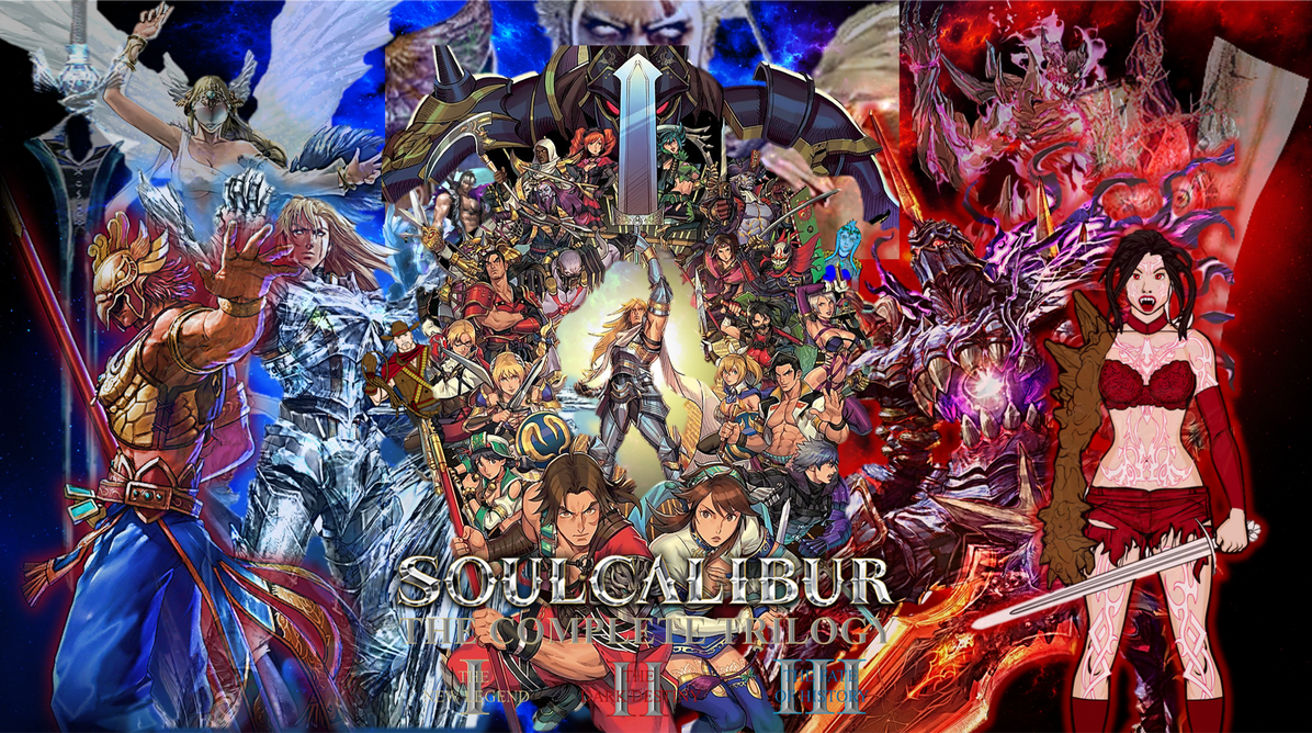 SoulCalibur The Complete Trilogy