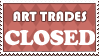Stamp: Art Trades CLOSED by AaronBelli