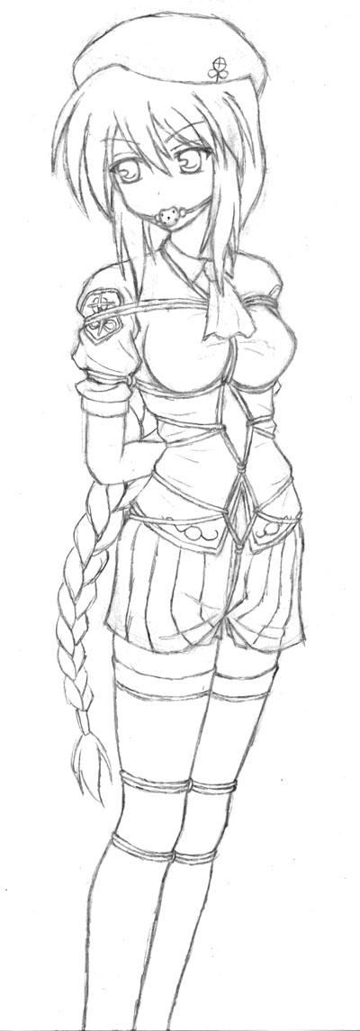 Sion sketch by MaullarMaullar