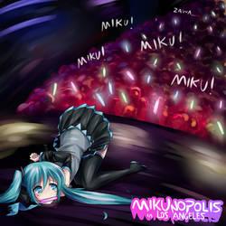 Miku Does America by MaullarMaullar