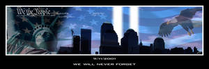 9-11  -  We will never forget