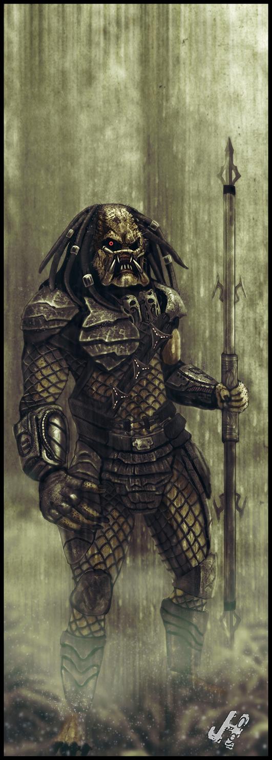 Predator by juhoham