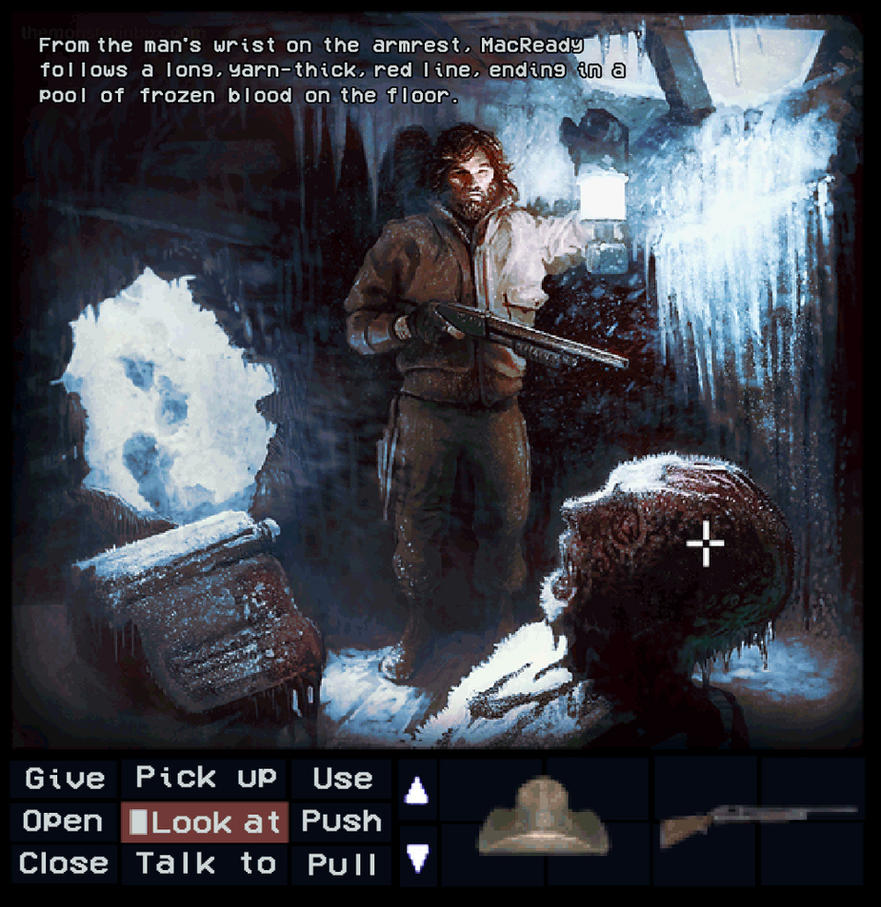 The Thing (LucasArts edition) by juhoham