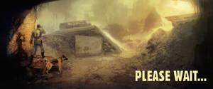Necropolis (Fallout loading screen)