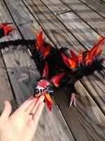 Baby Torchling Dragon by darkangellord69