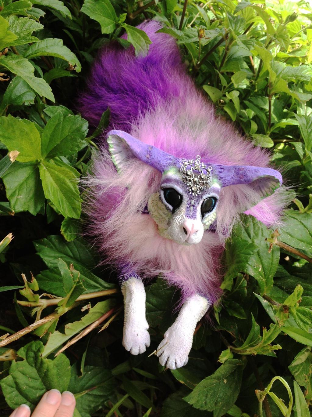 Fantasy Baby Fox by darkangellord69 on DeviantArt