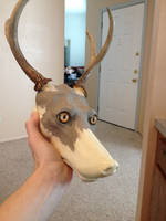 WIP form for soft mount!! by darkangellord69