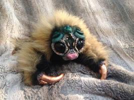 Baby Sloth!!! by darkangellord69