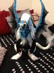 posable frost dragon