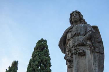 Angel I by oscargascon
