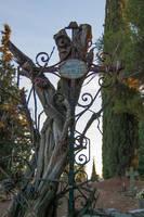The cross III by oscargascon
