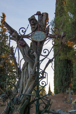 The cross III