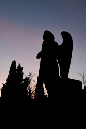 Dark Statue I