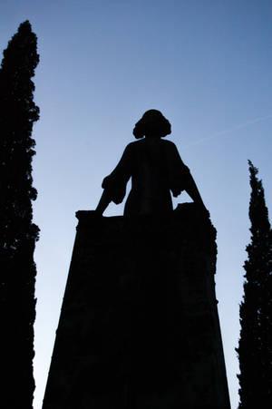Dark Statue II